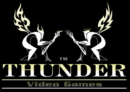 Thunder Games Logo
